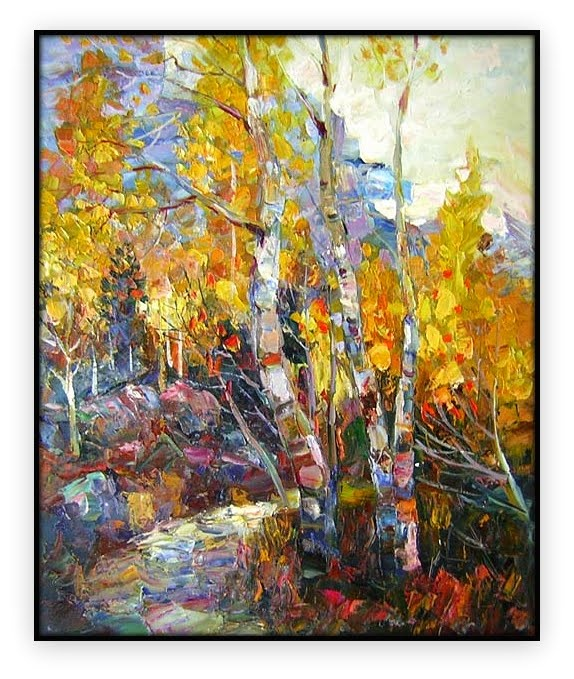 Canadian Landscapes 029: 30x40 inches