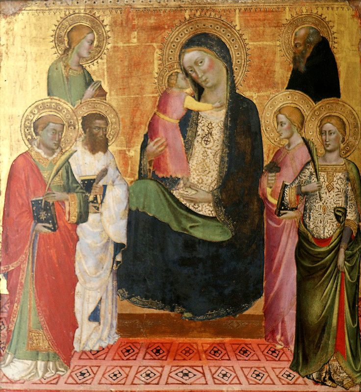 65 best Madonna and Child — 14th century images on Pinterest ...