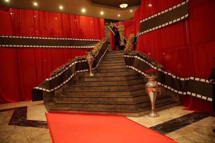 Fiesta prom al estilo de los premios oscar diario el - Decoraciones gramar ...