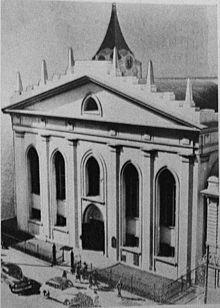 Die Groote kerk Kaapstad oudste gemeente van die Nederduitse Gereformeerde Kerk in Suid-Afrika, alhoewel kerkhistorici van die Nederduitsch Hervormde Kerk in Afrika beweer dat die kerk vanaf 1652 tot en met 1824, die Nederlandse Hervormde Kerk geheet het.