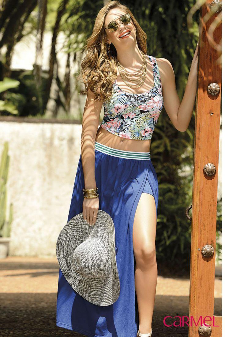 #CarmelModa #Fashion #Tropical