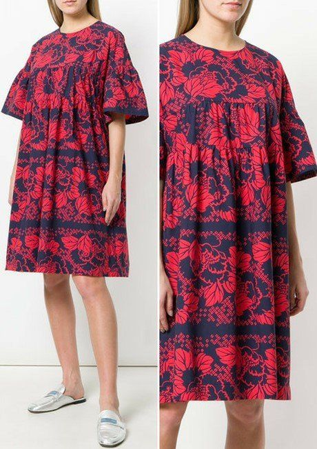 e61f274e147dc 23 Most Fashionable Oversized Designer Maternity Dresses | Buy ...