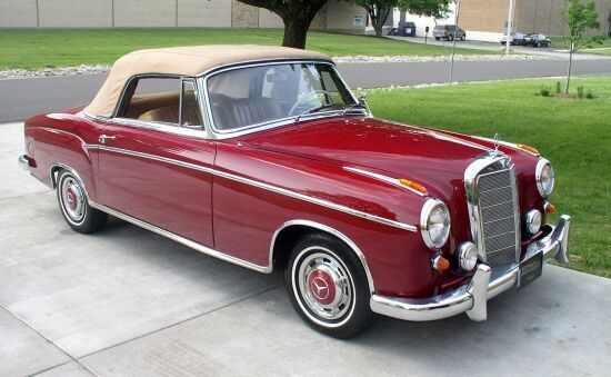 <<<Historia Mercedes-Benz Clase S>>> - ForoCoches