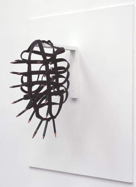 Rebecca Horn 'Pencil Mask', 1972 © DACS, 2016