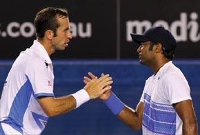 Leander Paes- Radek Stepanek in semifinals of US Open