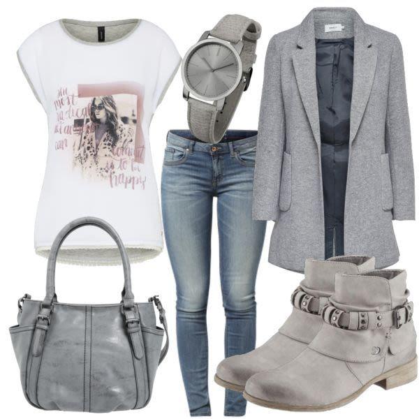 4af39c5656e392 GreyWeekend Damen Outfit - Komplettes Herbst-Outfit günstig kaufen ...
