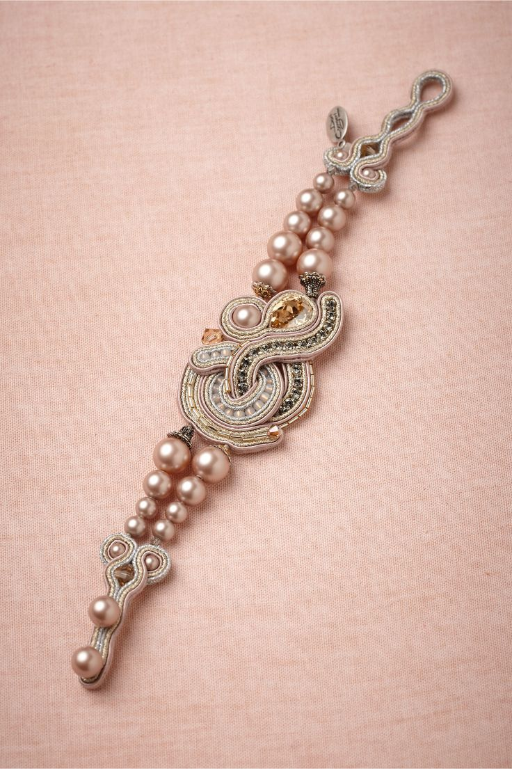 Ice Comet Bracelet in SHOP Shoes  Accessories Jewelry at BHLDN