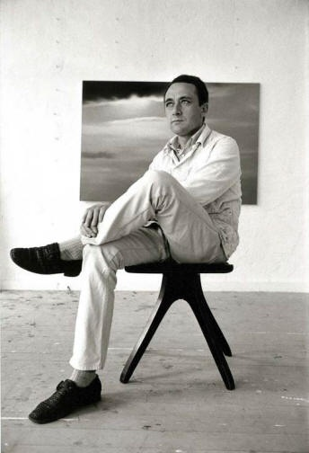 "Gerhard Richter said ""art is the highest form of hope"""