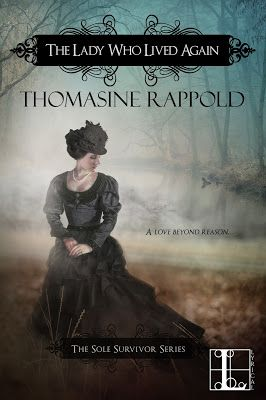 Book-o-Craze: Book Tour {Review & Giveaway} -- The Lady Who Lived Again (Sole Survivor #1) by Thomasine Rappold