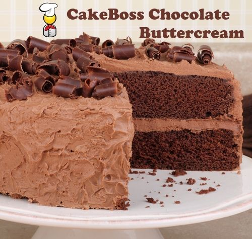 Cake Boss Chocolate Icing Recipe : 17+ best images about Go To Cake Stuff!! on Pinterest ...