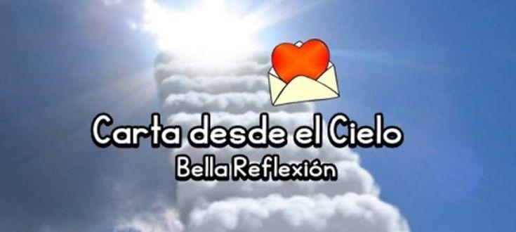 Carta desde el Cielo