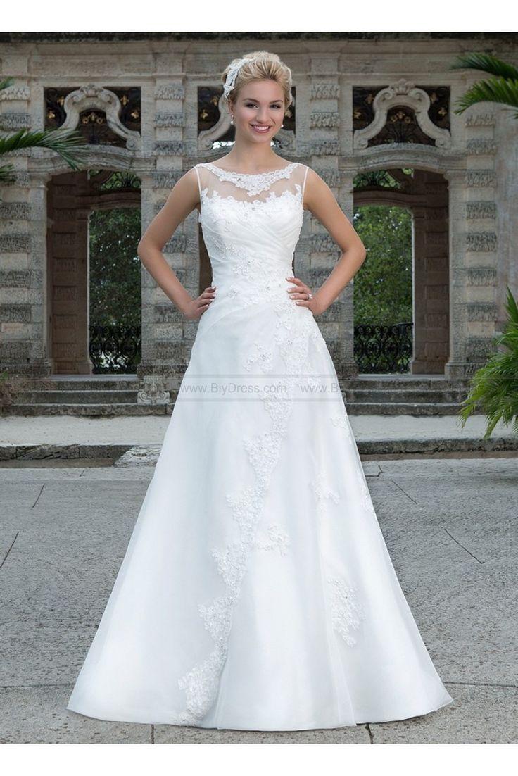 Sincerity Bridal Wedding Dresses Style 3884 - Sincerity Bridal - Wedding Brands