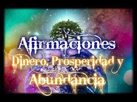 Afirmaciones atraer dinero, prosperidad y abundancia. - YouTube