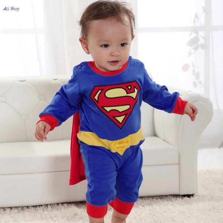 $8.67 (Buy here: https://alitems.com/g/1e8d114494ebda23ff8b16525dc3e8/?i=5&ulp=https%3A%2F%2Fwww.aliexpress.com%2Fitem%2FSuperman-Suit-Fancy-Dress-SuperHero-Costume-Jumpsuit-for-Baby-Toddler-Kid-Boy-Romper-Gift-M3%2F32631489947.html ) Newborn Superman Suit Fancy Dress SuperHero Costume Jumpsuit for Baby Toddler Kids Girls Boy Clothes Romper Gift Baby Kleding M3 for just $8.67
