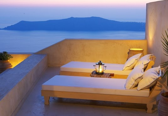 Santorini Greece - so peaceful