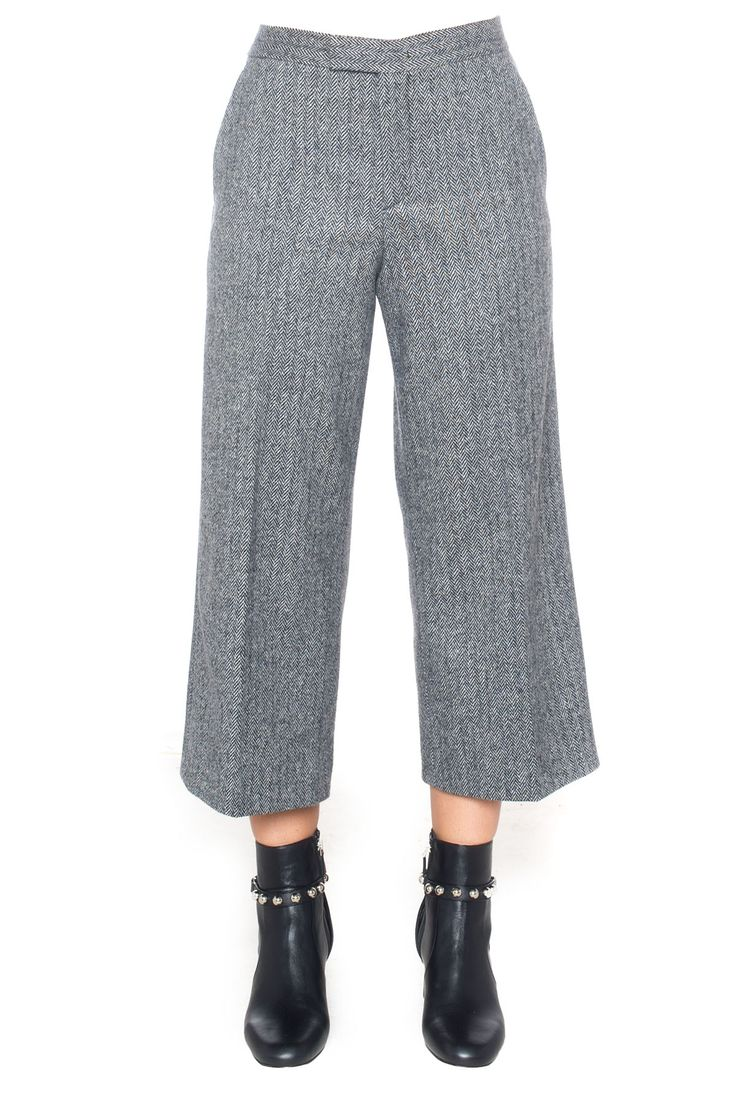 Wide trousers - Euro 255   Red Valentino   Scaglione Shopping Online