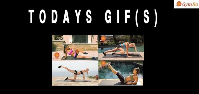 Awesome gifs of exercises that work your entire body.  You can see exactly how to do each one correctly!