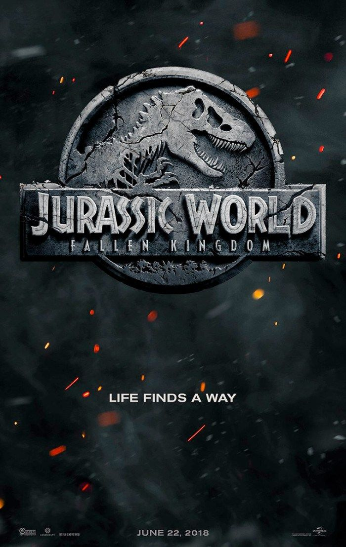 Jurassic World: Fallen Kingdom Is the Official Jurassic World 2 Title