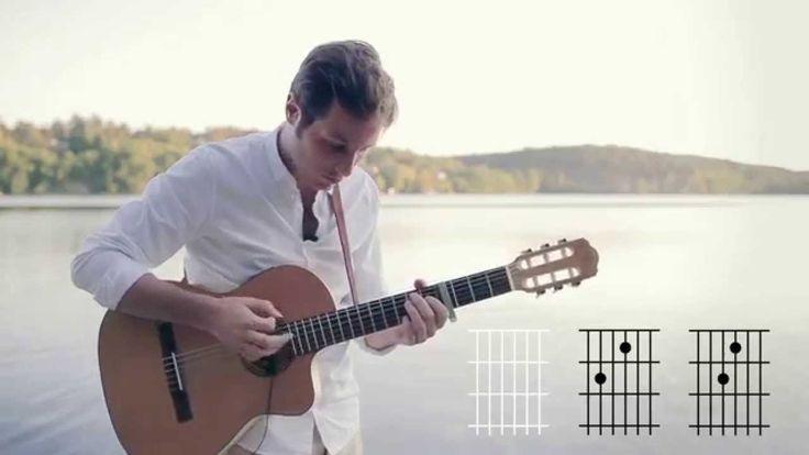 Vianney à la guitare - Je te déteste (tutoriel)
