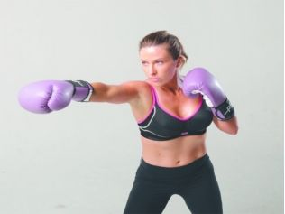 A boxing workout is a great way to lose weight, tone up, gain strength and keep the mind sharp.