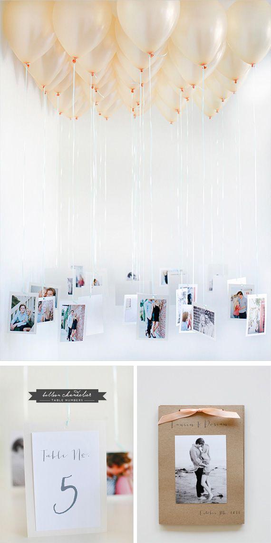 57 best images about ideas originales para decoraci n de - Decoracion con fotografias ...