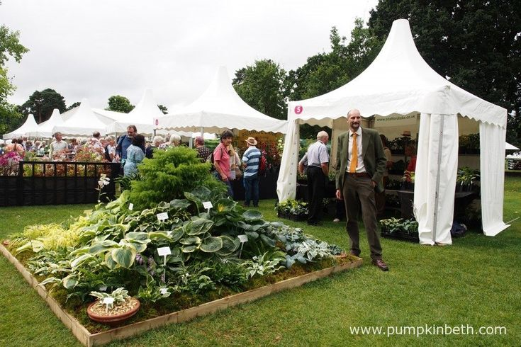 Mark Roberts from Stafford Lake Nurseries, a specialist Hosta Nursery based in…