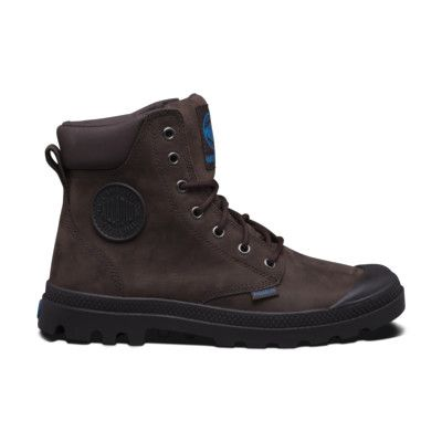 Check out my recent purchase at kswiss.com: PAMPA CUFF WP LUX - Accentuate your style in any kind of weather with our Pampa Cuff Waterproof boot. Premium Nubuck leather seam –sealed to provide a sleek and modern look that keeps you comfortable and dry.