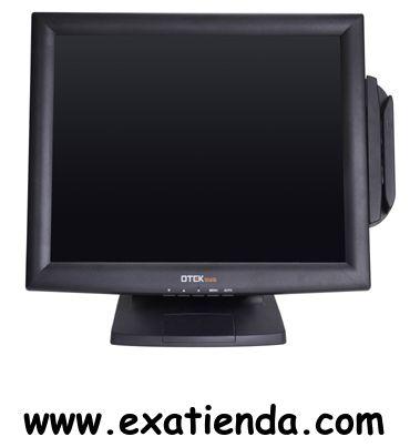 """Ya disponible MONITOR OTEK 17"""" TACTIL OT17TB BLK VGA+DVI NEGRO  (por sólo 345.31 € IVA incluído):   - El monitor táctil de 17"""" Otek presenta un panel táctil de tecnologia resistiva, pensado para trabajos en los entornos más complejos, ya sea en el comercio minorista en Hosteleria o en entornos industriales. La resolución de trabajo es de 1280 x 1024.  - Pantalla:17"""" TACTIL - Área de visualización: 337.92 * 270.336 mm - Resolución óptima: 1280 x 1024 - Brillo: 250"""