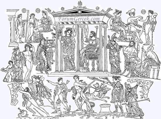 Mitolojik İsimler ve Anlamları - Forum Gerçek