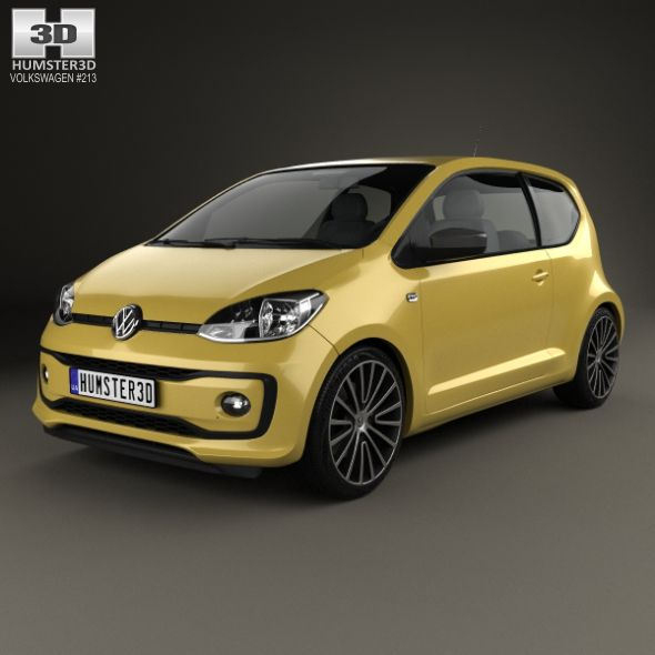 Volkswagen Up Style 3 Door 2017 Volkswagen Up Vw Up Volkswagen