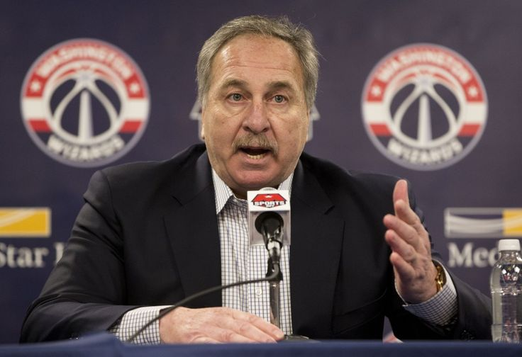 Ernie Grunfeld didn't make any major personnel moves in the last offseason, but he bolstered his bench with the additions of Bojan Bogdanovic and Brandon Jennings. (Pablo Martinez Monsivais/Associated Press)  Ernie Grunfeld kept checking his black and rose gold Hublot, a timepiece so...  http://usa.swengen.com/wizards-ernie-grunfeld-remained-patient-and-now-hes-reaping-the-results/