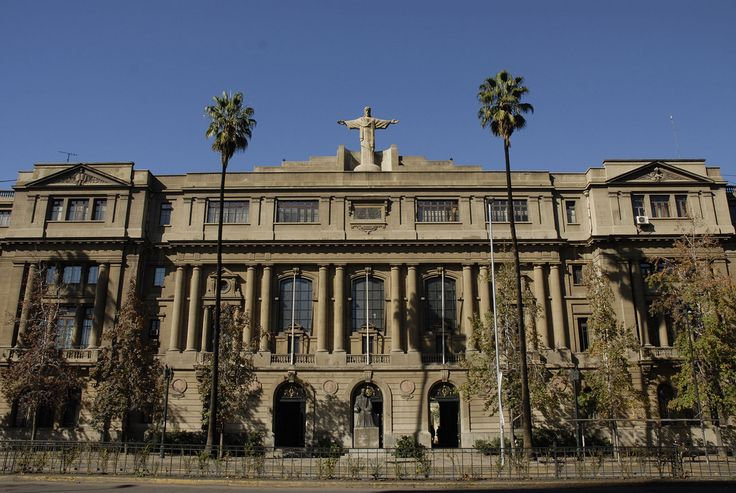 Pictures From Chile | The Pontifical Catholic University of Chile (UC or PUC)