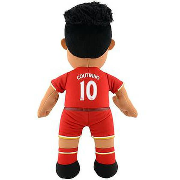 Philippe Coutinho, Liverpool Football Club, Bleacher Creature 10  plush