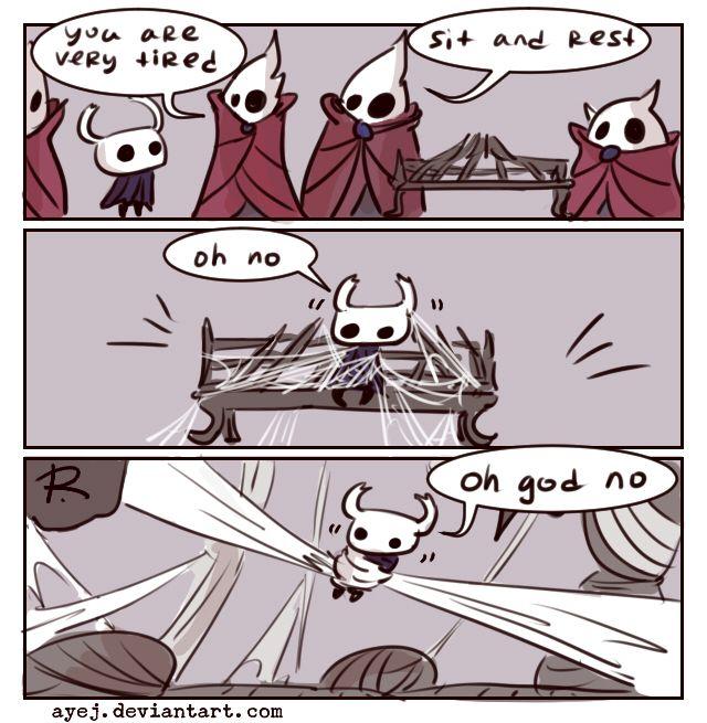 Hugs Bugs Drawloverlala Hollow Knight Spoilers Rip