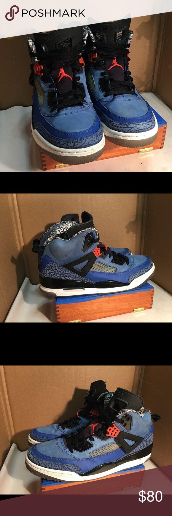 Air Jordan Spizike (New York Knicks) Air Jordan Spizike