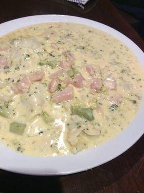 Salsa de brócoliiii para acompañar pastas