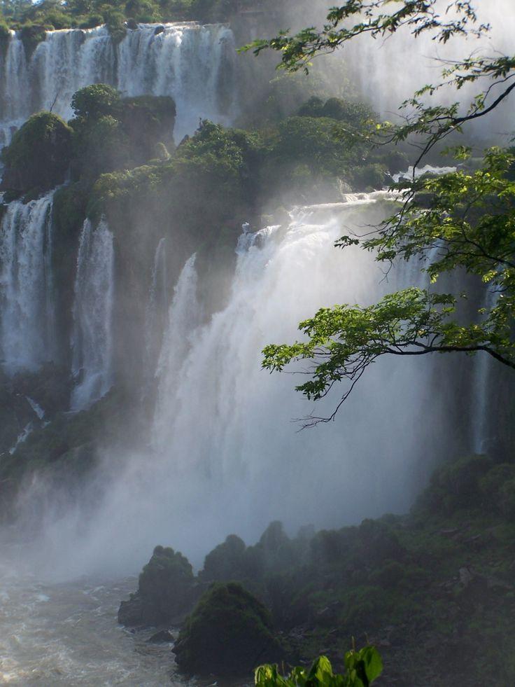 Die Iguazu Wasserfälle, oder: Die reinigende Kraft des Wassers