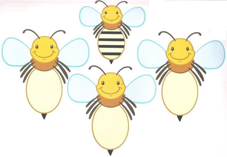 voorbereidend schrijven, thema bijen