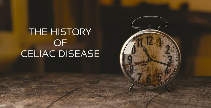 How did celiac begin? What causes celiac disease? How did they first diagnose it? Let's go over the history of celiac disease.
