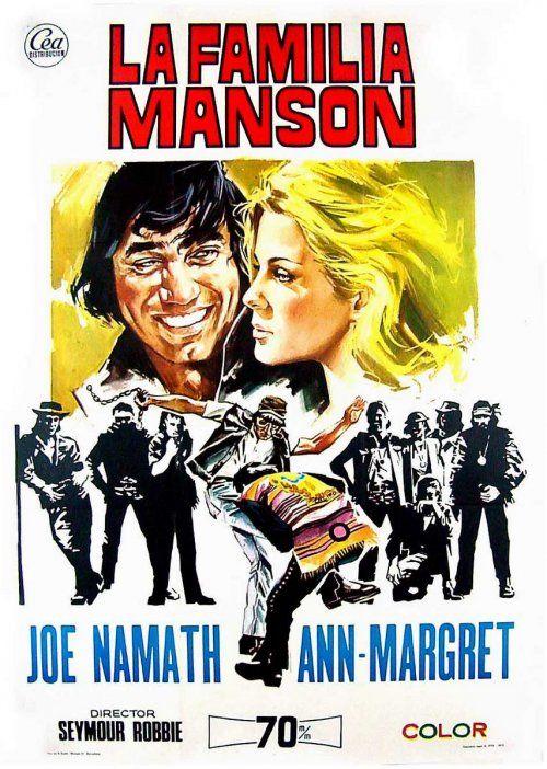 """La familia Manson (C.C. and Company) 1970 C.C. Ryder entra a formar parte de una banda de motoristas, """"The Heads"""". Un día, dos de los muchachos atacan a una periodista, Ann. C.C. sale en su ayuda. Un flechazo surge entre los dos. Este suceso será motivo de tensiones en la banda."""