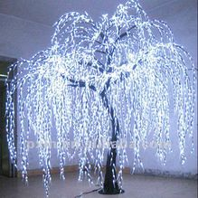 led weeping willow tree lighting for US
