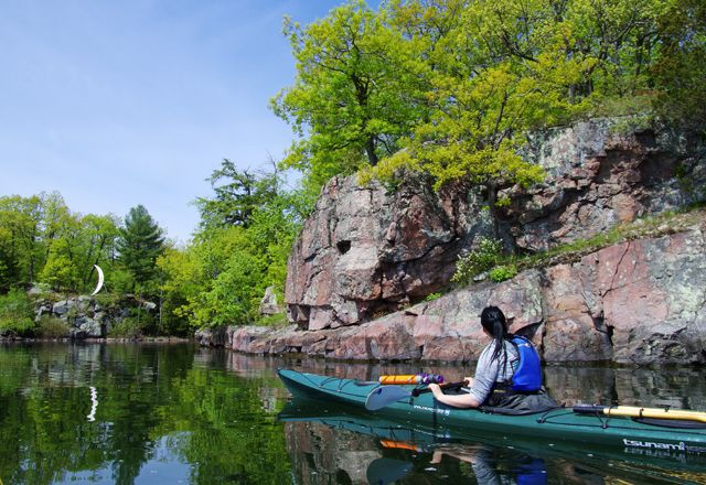 A Kayaking Trip in the 1000 Islands, Ontario (Hike, Bike, Travel)