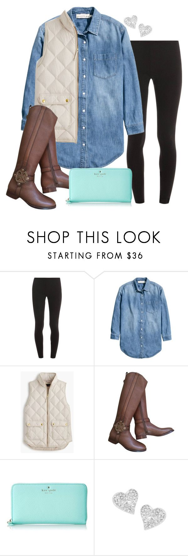 """new tag in d :)"" by madixoxo21 ❤ liked on Polyvore featuring moda, Splendid, H&M, J.Crew, Tory Burch, Kate Spade, Vivienne Westwood, women's clothing, women e female"