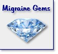 """Migraine Gem - Nausea and Medication Redosing - If vomiting during a Migraine attack makes you think your medications didn't """"stay down,"""" think again!"""