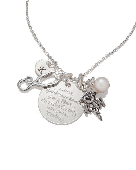 Geschenk für RN Krankenschwester von ShinyLittleBlessings auf Etsy