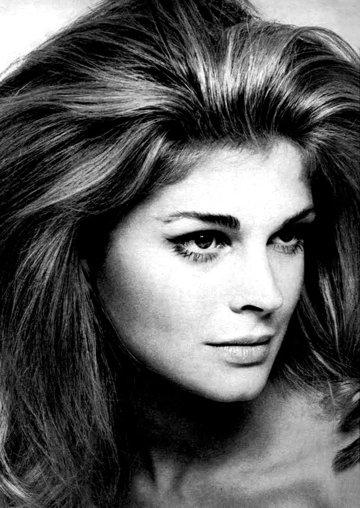 Candice Bergen, 1967. Photo: David Bailey.
