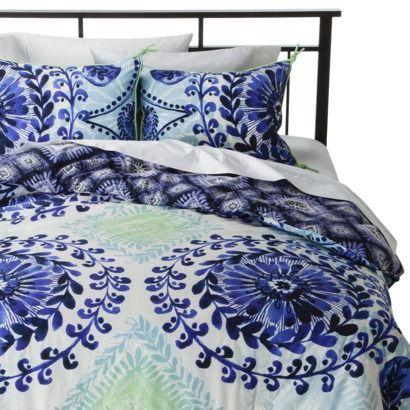 Boho Boutique™ Haze Reversible Comforter Set http://www.target.com/p/boho-boutique-haze-reversible-comforter-set/-/A-14662970#prodSlot=medium_1_29