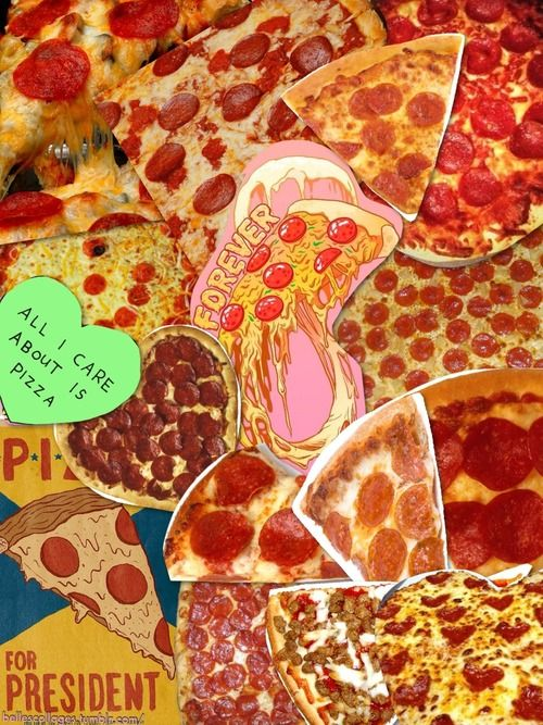 Pizza collage requested by a-pizzajesus | Creating ...