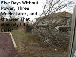 Another Prepper's Tale of the Aftermath of Hurricane Sandy #preparedness #prepper #survival #hurricanesandy