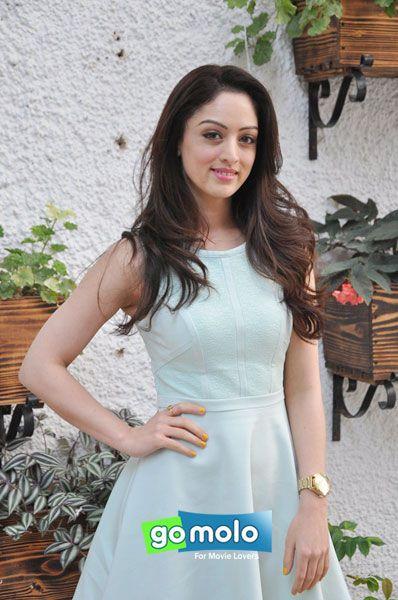 Sandeepa Dhar at the Screening of Hindi movie 'Heropanti' at Sunny Super Sound in Mumbai